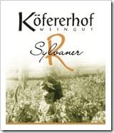 Köfererhof Sylvaner R Label