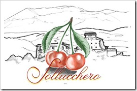 Sollucchero is made from Visciole Cherries
