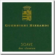 Example of an Italian DOC Wine - Rizzardi Soave Classico