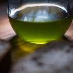 Olio Nuovo (new oil) from Buccelletti at Dall'Uva