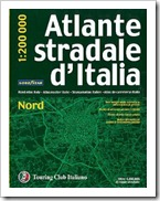 Atlante Stradale - best Italian driving maps, if you can find it