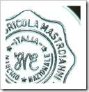 The Mastrojanni Family wine seal