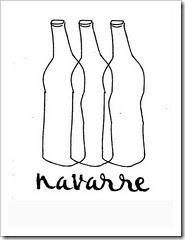 You'll find 60 wines by the glass at Navarre