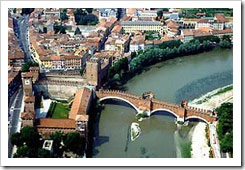 Bella Verona is home to Vinitaly