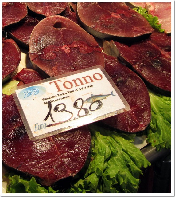 Tonno, the king of the Mediterranean (Tuna)