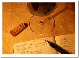 Tasting Quintarelli wines is tough work