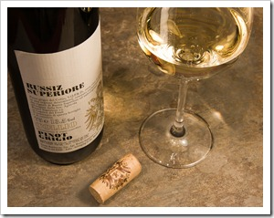Russiz Superiore Pinot Grigio 2009 (click to enlarge)