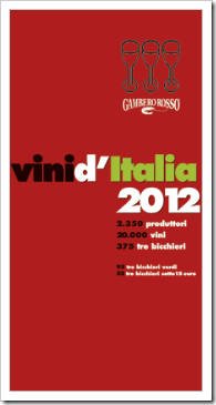 Find a copy of Vini d'Italia 2012