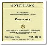 Sottimano Barbaresco Riserva 2005