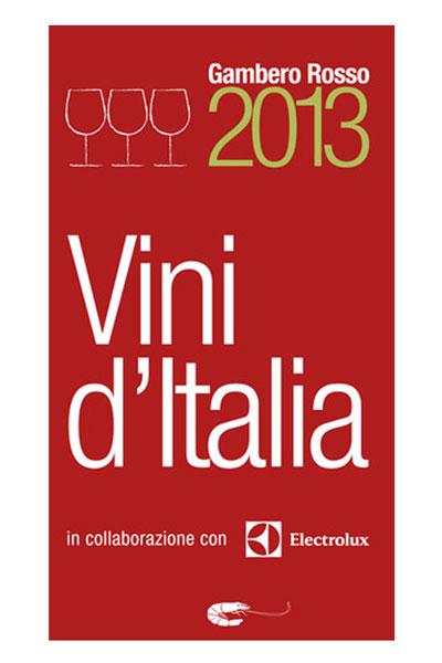 Gambero Rosso Vini d'Italia 2013