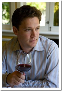 Geoff Kruth, Master Sommelier and Wine Director at the Farmhouse Restaurant
