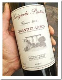 Savignola Paolina Chianti Classico Riserva 2005