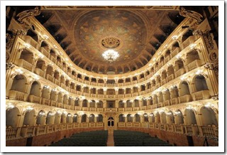 Teatro Comunale in Bologna