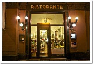 Ristorante Diana in the centro storico of Bologna