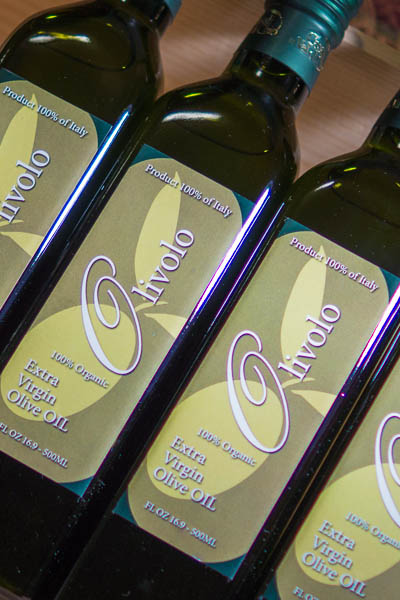 Olivolo Extra Virgin Olive Oil, in 500ml bottles