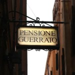 Pensione Guerrato is just minutes from the Rialto bridge