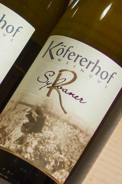 Sylvaner R by Kofererhof