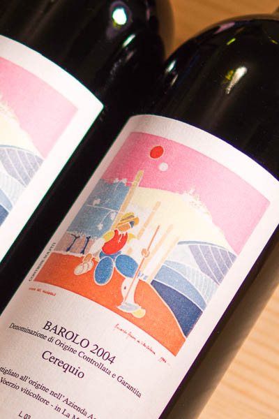 Barolo Cerequio by Voerzio