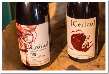 Fantastic, small production (~2000 bottles each) from Primar Terra near Riomaggiore