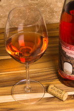 How about a glass of Donnas Larmes du Paradis Rosé?