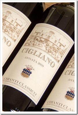 Click to order Cigliano Chianti Classico 2009