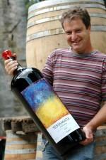 Bibi Graetz, winemaker and artist
