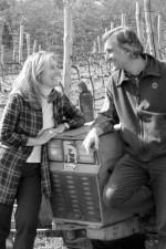 Luca & Valeria Orsini, winemakers