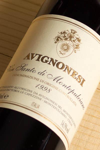 Avignonesi Vin Santo di Montepulciano