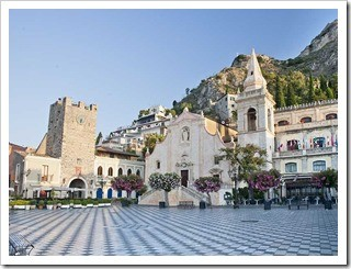 Taormina is just divine