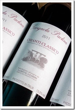Savignola Paolina Chianti Classico 2011
