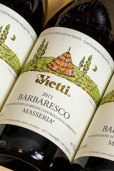 Vietti Barbaresco Masseria 2011