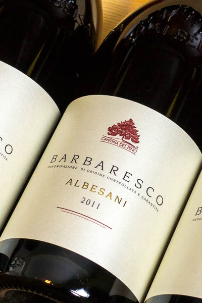 Cantina del Pino Barbaresco Albesani