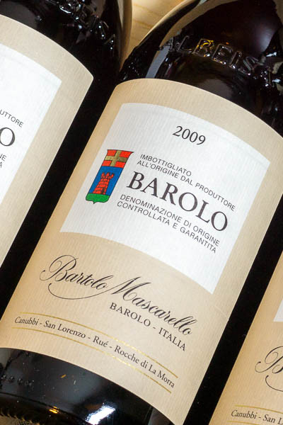 Bartolo Mascarello Barolo 2009 at dalluva.com