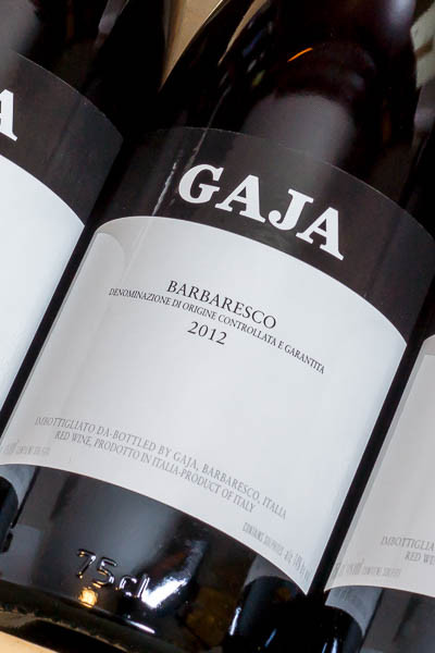 Gaja Barbaresco 2012 on dalluva.com