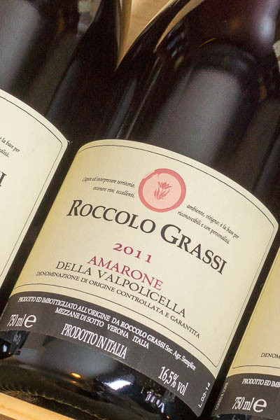 Roccolo Grassi Amarone on dalluva.com