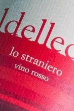 Stranger Danger! Not really, just a friendly Sangiovese. On dalluva.com