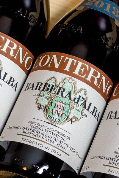 Giacomo Conterno Barbera d'Alba Vigna Francia on dalluva.com