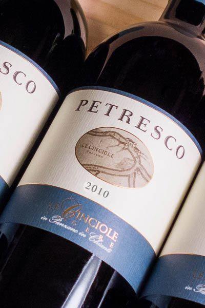 Le Cinciole Petresco 2010 on dalluva.com