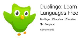 Duolingo is the cool app for learning Italian. Try it.