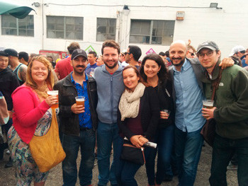 A San Francisco Italian Language Meetup during the North Beach Festival