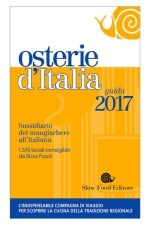 Slow Food's Osterie d'Italia 2017 on dalluva.com