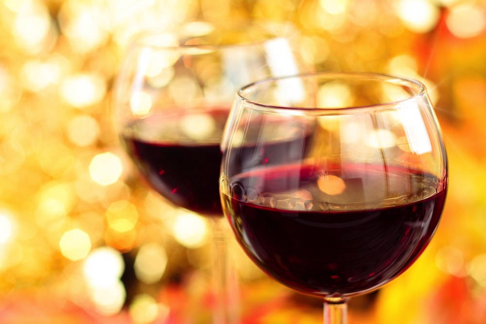 It's holiday time, how about a glass of vino Italiano?