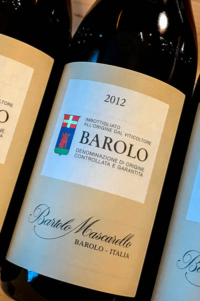 Bartolo Mascarello Barolo 2012 on dalluva.com