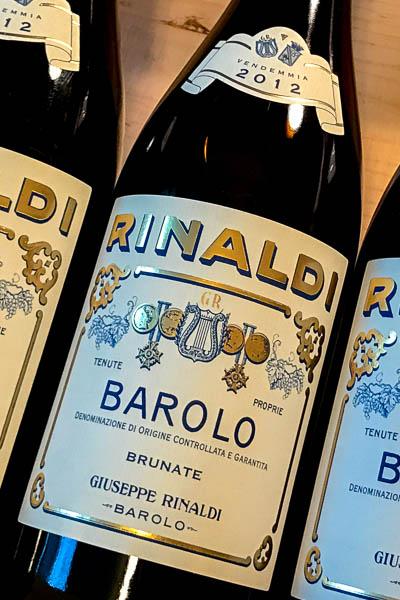 Giuseppe Rinaldi Barolo Brunate 2012 on dalluva.com