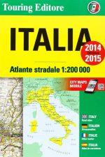 Atlante stradale d'Italia Nord, Centro, Sud 1:200.000 on dalluva.com
