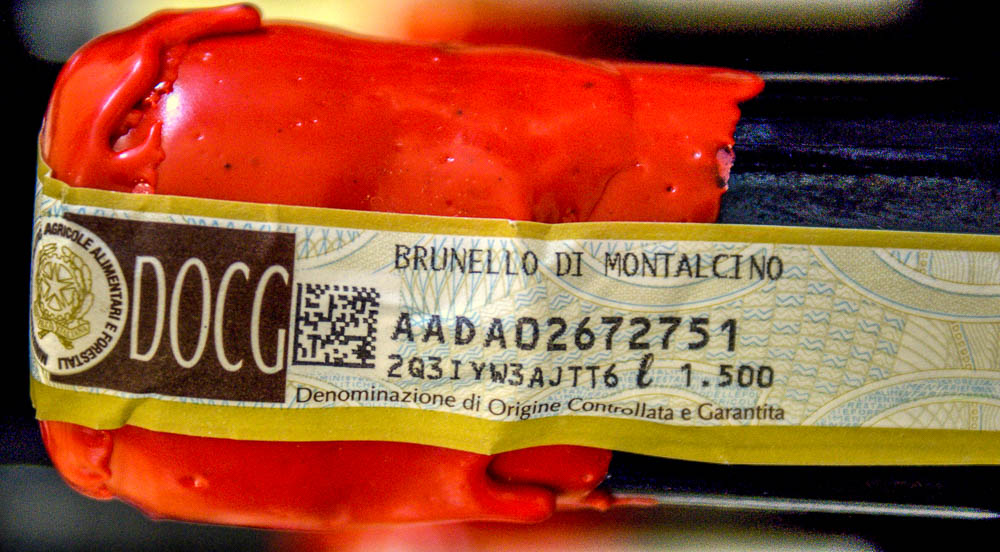 Glorious Brunello di Montalcino.