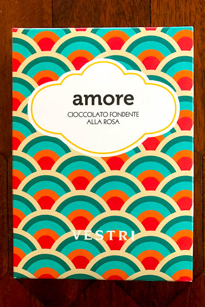 Vestri Cioccolato 'Amore' Chocolate on dalluva.com
