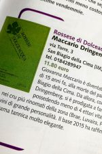 Even tiny wine producers are included in the Gambero Rosso Berebene guide