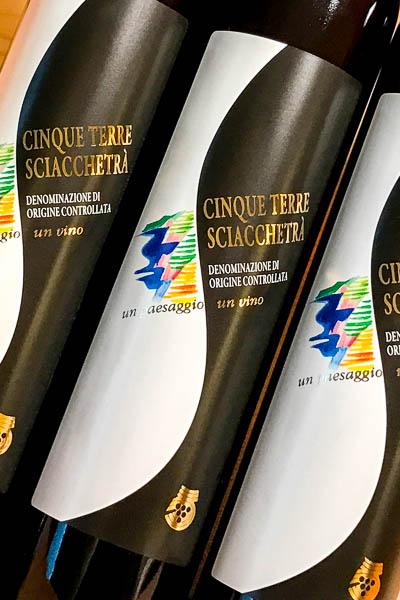 Cantina Cinque Terre Sciacchetra on dalluva.com
