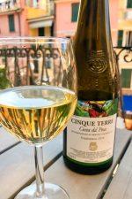Cinque Terre Costa da Posa 2016 vintage. Delicious Ligurian wine.
